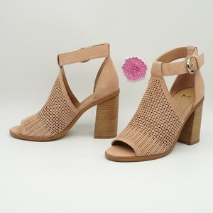 Marc Fisher Pink 7.5M Heels NEW
